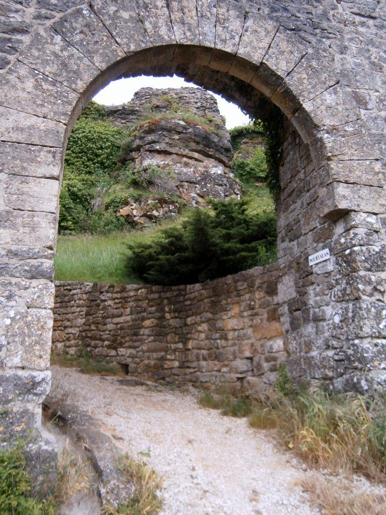 Pourtalas, château de La Roque-Valzergues