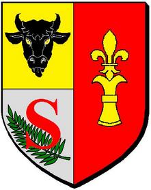 Logo de la mairie de Saint Saturnin sur Lenne