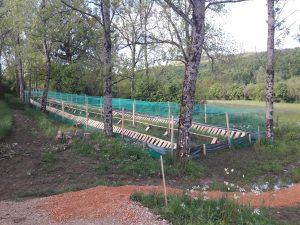 Le parc Escargots